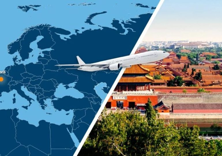 Paris - Pékin : plus de vol ?