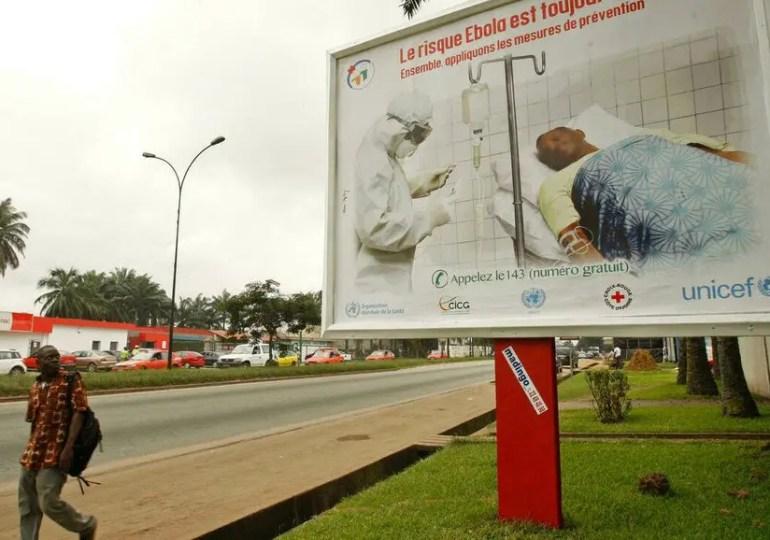 Côte d'Ivoire : la fièvre Ebola menace le pays