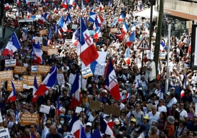 France : quel avenir pour les anti-pass ?