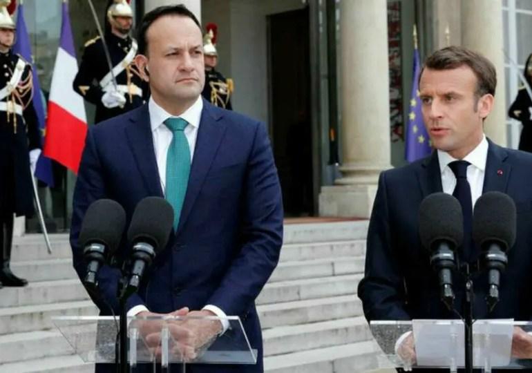 Emmanuel Macron fait sa rentrée européenne en Irlande
