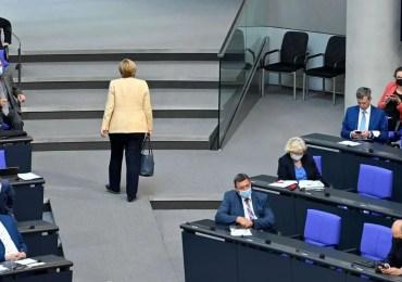 Merkel, chancelière jusqu'en décembre ?