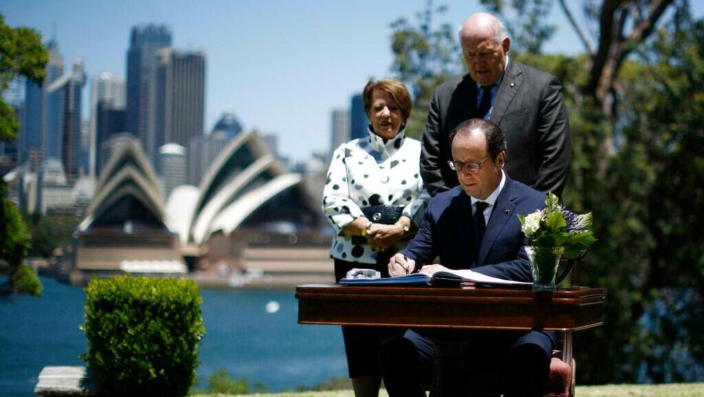 L'affaire des sous-marins australiens tourne à la crise ouverte entre Paris et Washington