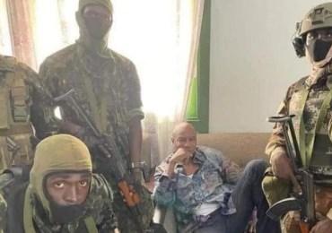 Guinée : Alpha Condé capturé par des putchistes