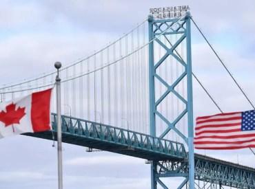 Ouverture des frontières nord-américaines