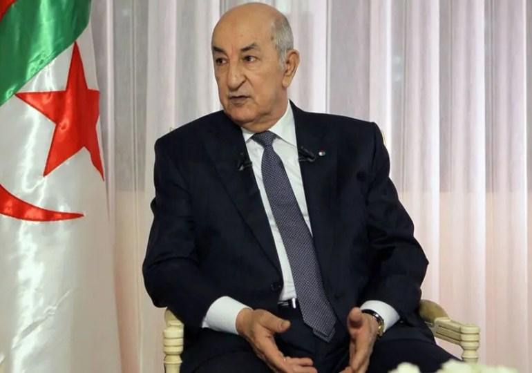 """Crise France-Algérie : Tebboune exige de Paris le """"respect total"""""""