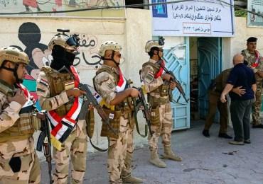 Irak : dimanche électoral
