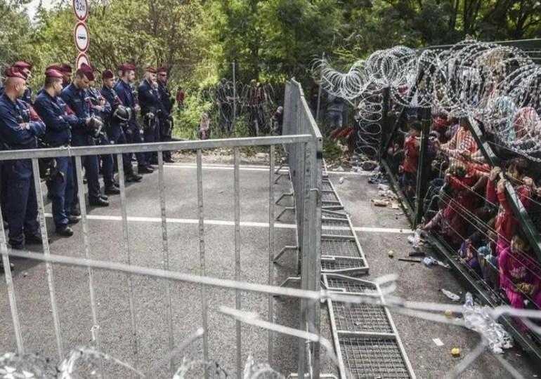 Protection des frontières de l'UE : barrières physiques?