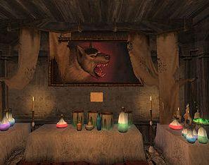 Guide pour le Cellier Hanté