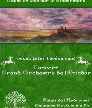 Grand concert à Stangarde