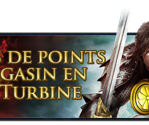 Points Turbine via la Boutique Turbine