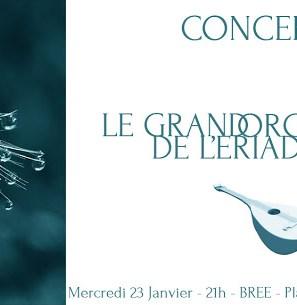 Concert du Grand Orchestre de l'Eriador