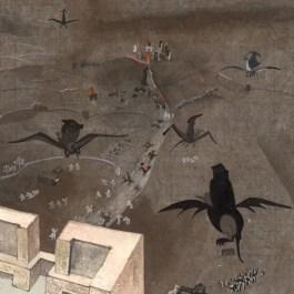 Le vol des Nazgul sur Minas Tirith