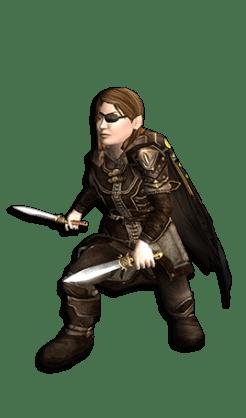 Cambrioleur - Gouffre de Helm