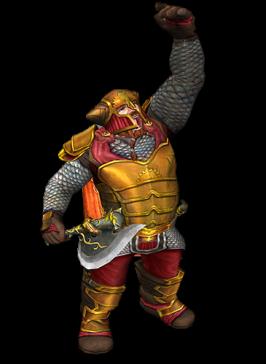 Champion - Gouffre de Helm