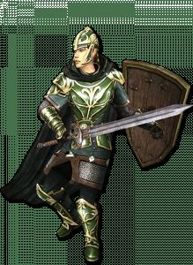 Gardien - Gouffre de Helm