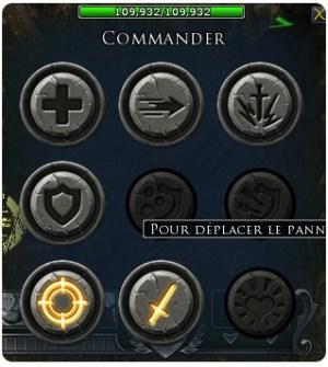 Interface Officier