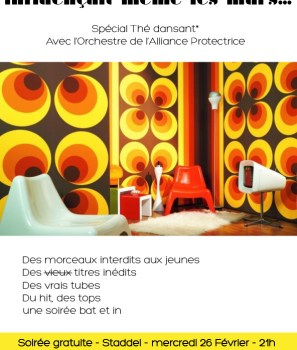 Concert Pop de l'Alliance Protectrice