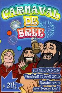 Carnaval de Bree - Sirannon