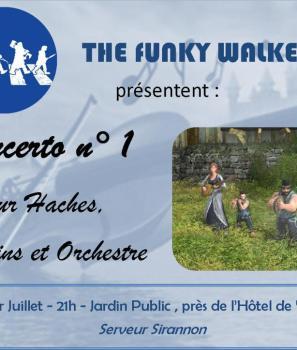 Concerto des Funky Walkers