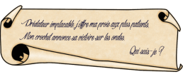 Concours - Enigme 3