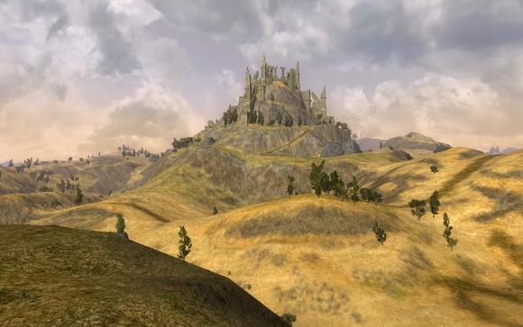 À mon retour j'en profite pour admirer le paysage «inverse» de la semaine passée, pleine vue sur le Mont Venteux.