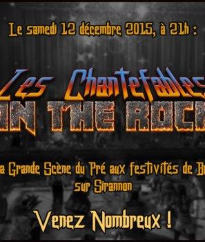 Les Chantefables On the Rock !