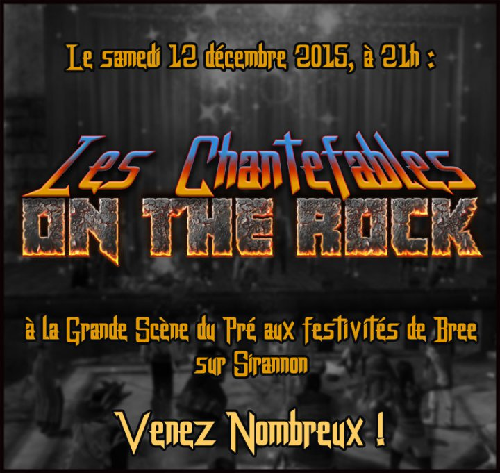 Chantefables - On the Rock
