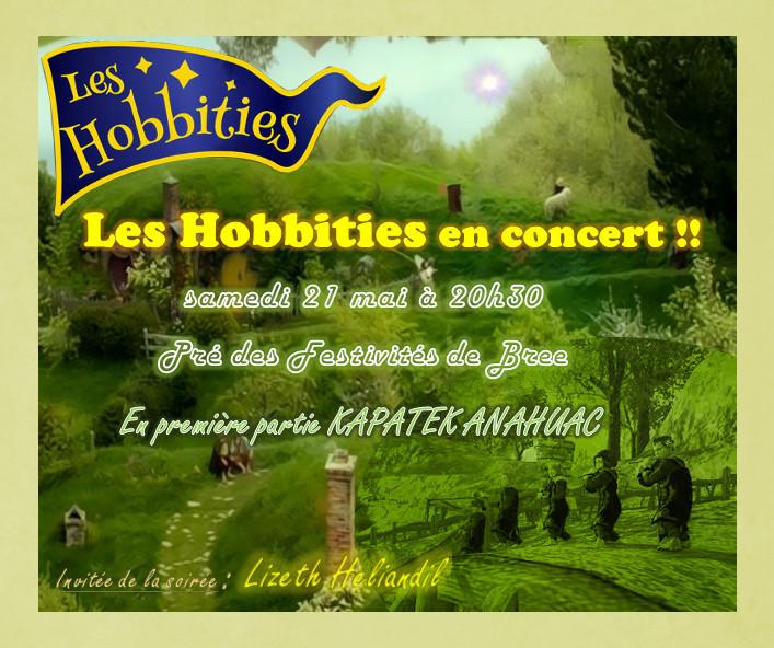 Concert Hobbities Mai 2016