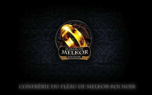 Fléau de Melkor Roi noir