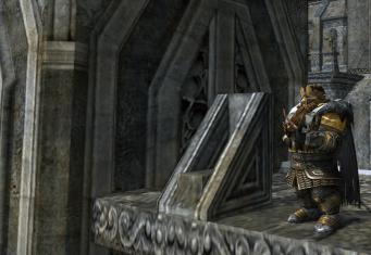 Trolls & chiffons - Vieux seigneur des demeures de pierre