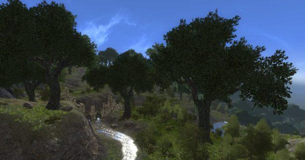 Ithilien du nord - MàJ19