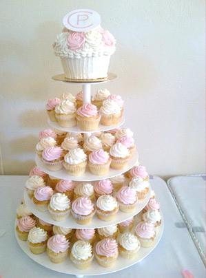 Gteaux Amp Cupcakes Pour Mariages Les Glaceurs