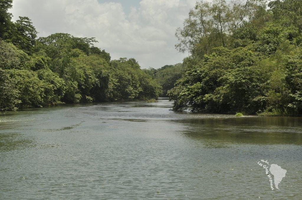 Rivière Mopan, San ignacio, Belize