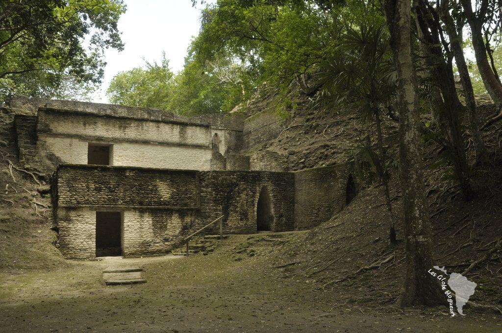 Ruines Maya, San Ignacio