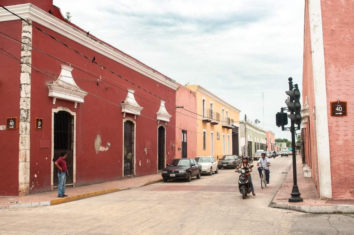 valladolid yucatan Mexique