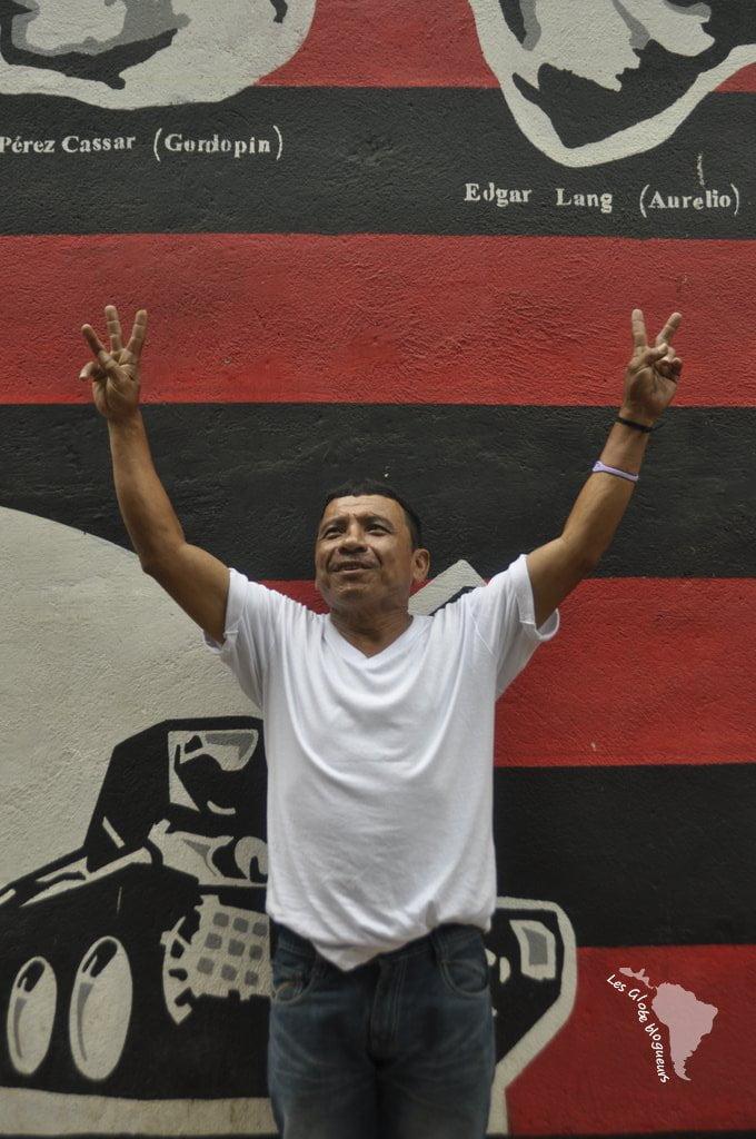 """sandiniste """"hasta la victoria"""""""