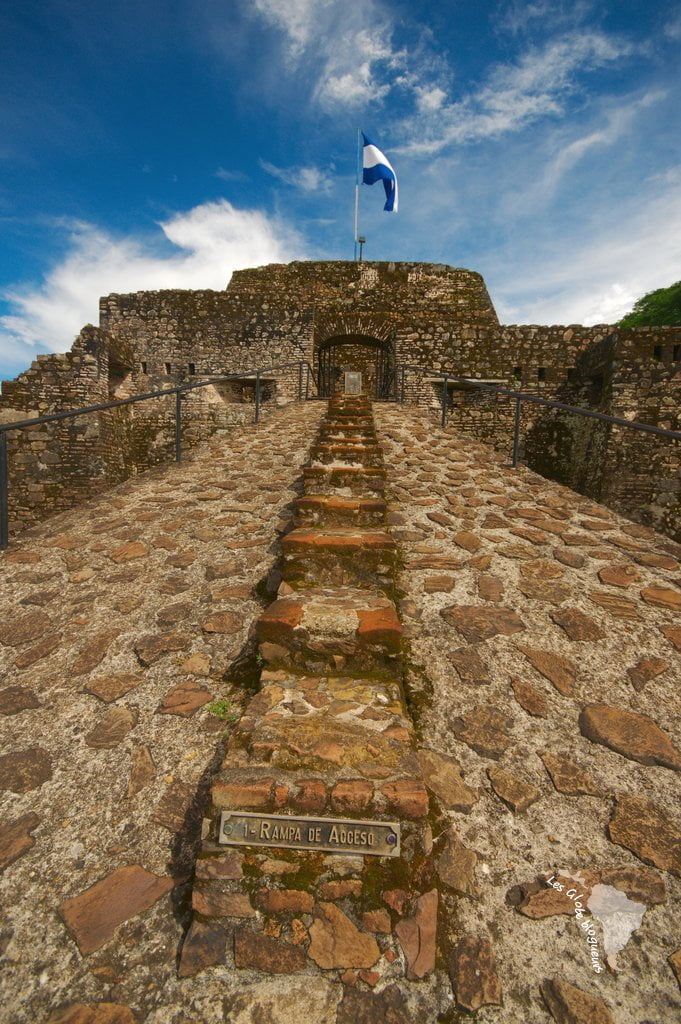 El castillo rio san juan nicaragua