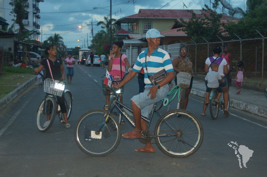 parents vélo panama