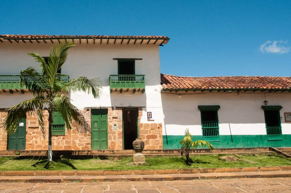 Maison à Barichara
