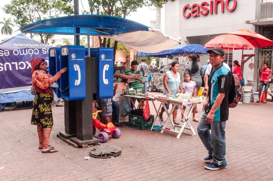Quartier populaire panama city