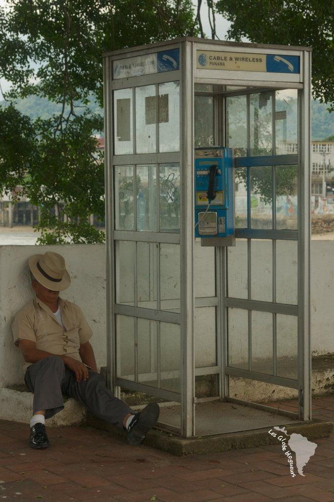 Casco Viejo panama city téléphone