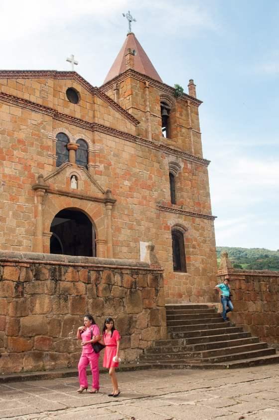 Eglise Barichara