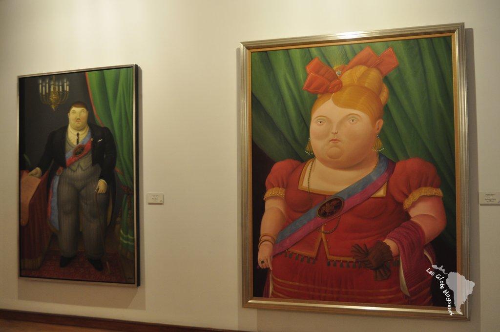 Portraits peints par Botéro