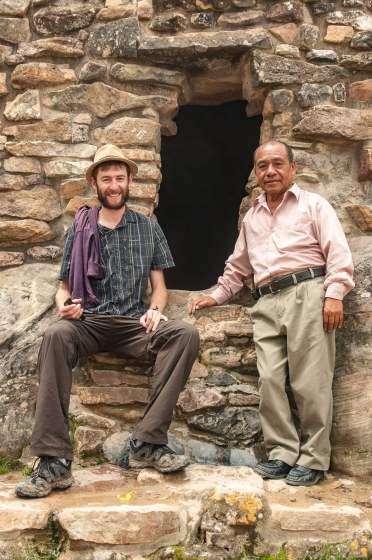 Seb et Wilfredo