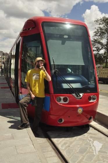 Seb est fier de ce métro made in France