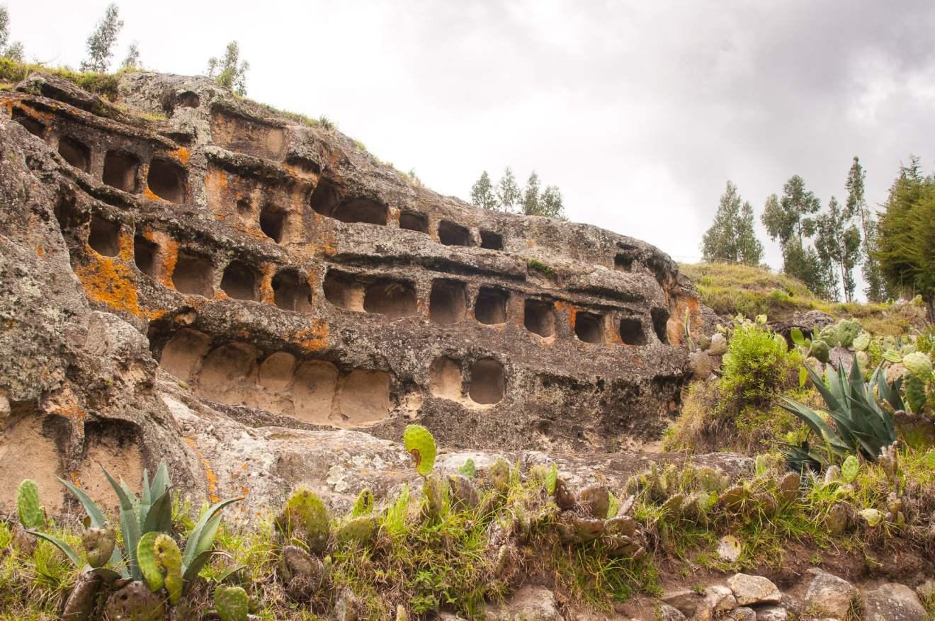 cimetière ventanillas d'Otuzco