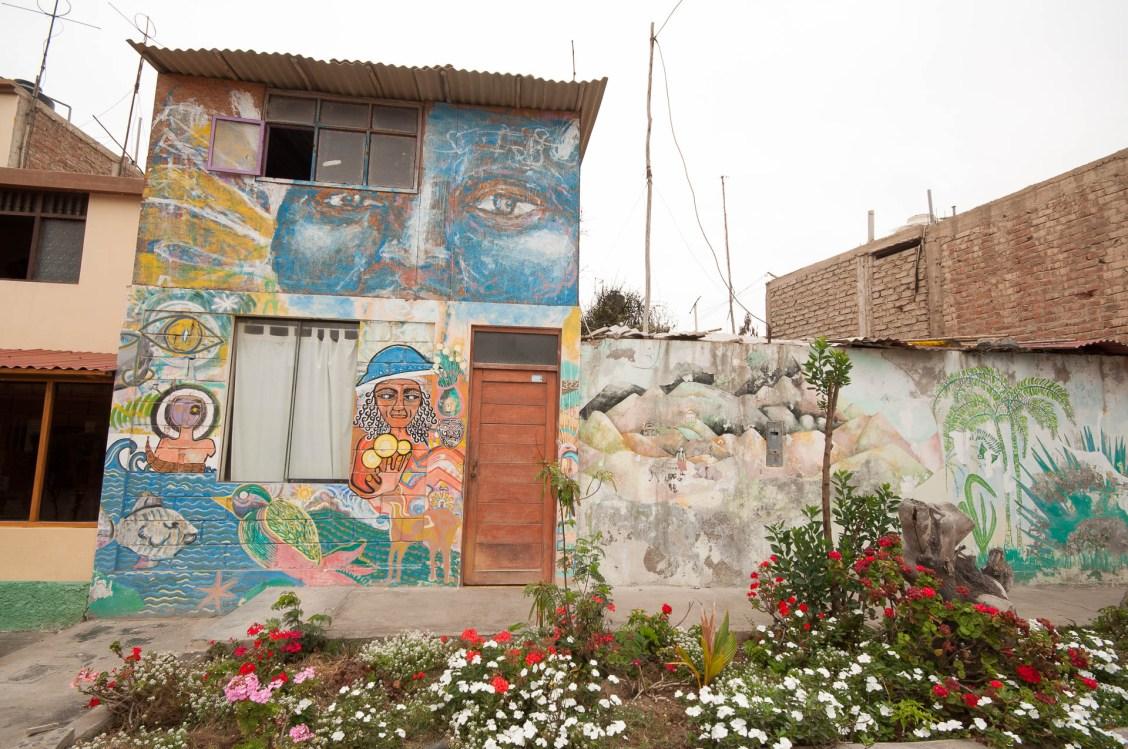 Huanchaco maison luis
