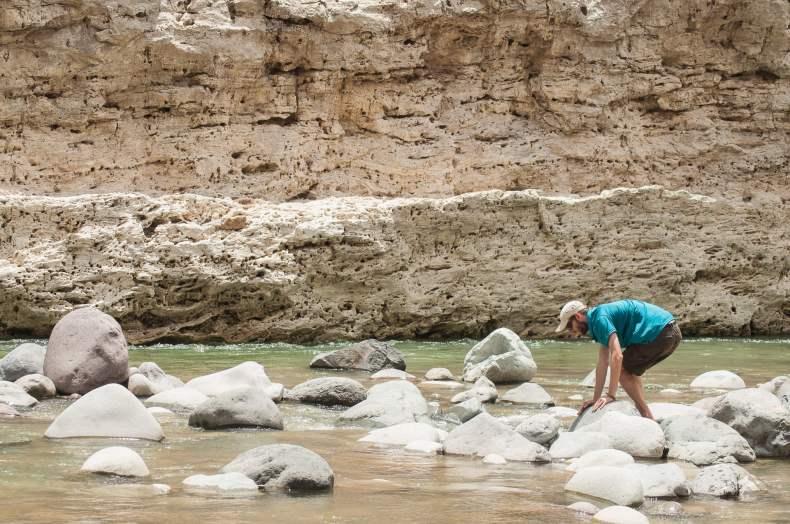Source chaude canyon colca