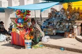 marché copacabana bolivie