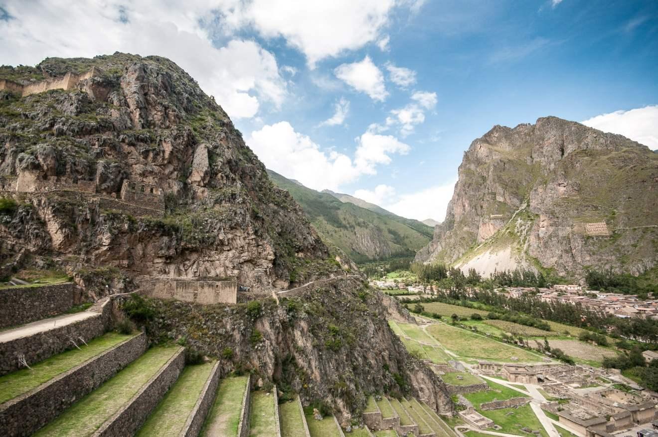 ruines ollantaytambo